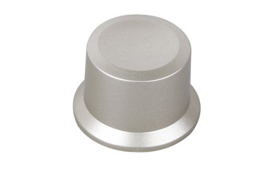 ELECTROPLATE KNOB